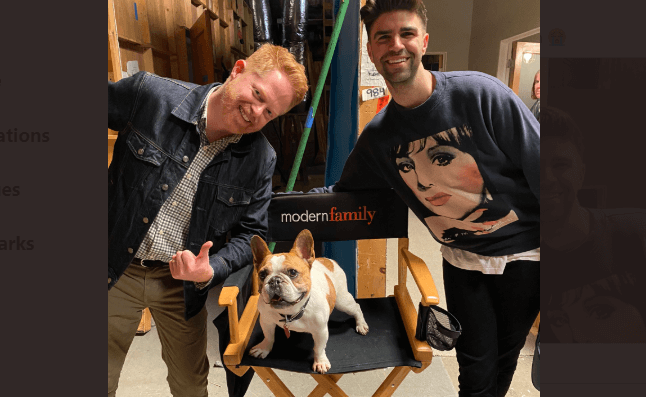 Modern Family's beloved 'Stella' the dog has passed away
