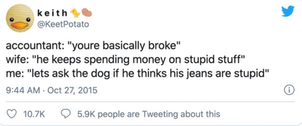 10 Hilarious Tweets Show How Much Owners Are Willing To Spend On Their Dogs