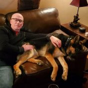 Rescue Dog Reunited With Owner After Saving His Life