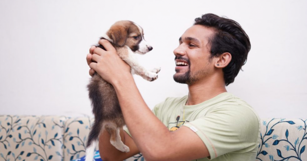 Boyfriend Mad After Discovering He Shares A Name With Family Dog